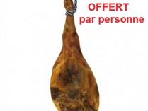 FIESTA CATALANE à LLORET (1 jambon OFFERT / pers)