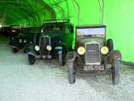 GOURDON - Musée Agricole et Automobile de Salviac