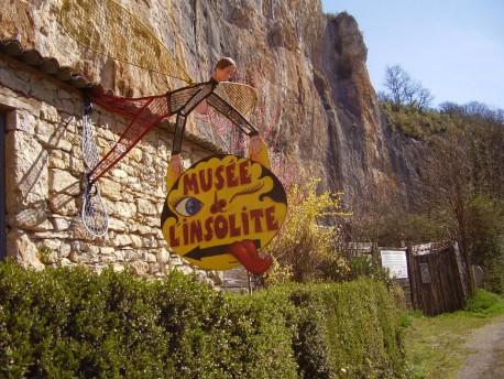 MUSEE DE L'INSOLITE A CABRERET