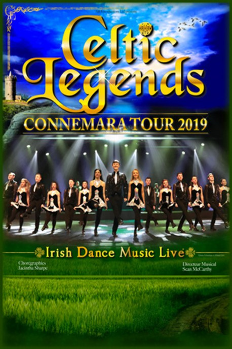 "CELTIC LEGENDS ""CONNEMARA TOUR 2019"""