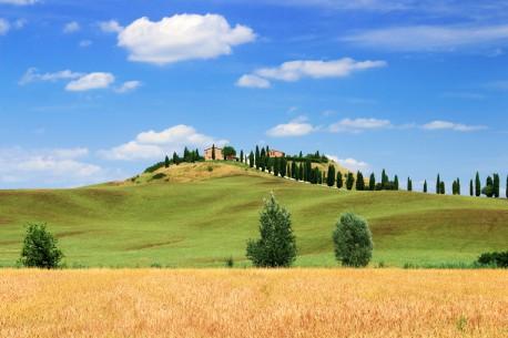 Toscane paysage