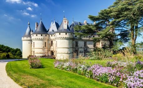 Zoo de beauval et festival des jardins combedouzou voyages - Chateau de chaumont sur loire jardin ...