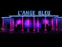 L'ANGE BLEU, DEJEUNER SPECTACLE