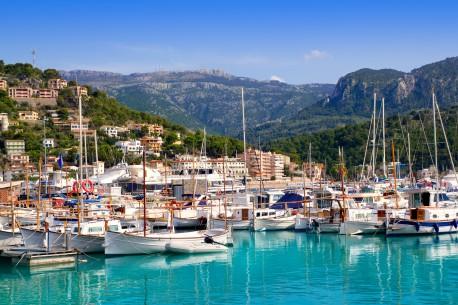Baleares Port SolerFotolia-TonoBallaguer