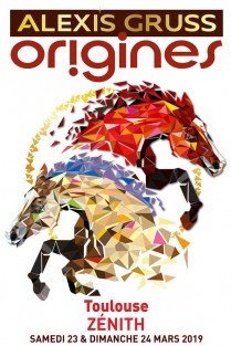 ALEXIS GRUSS Spectale equestre