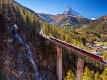 DECOUVERTE SUISSE : LES TRAINS DE LEGENDE ET LA SUISSE ITALIENNE