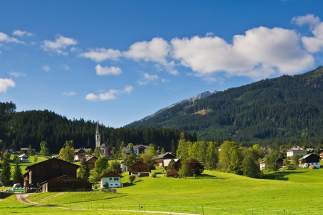 Tirol VillageFotolia
