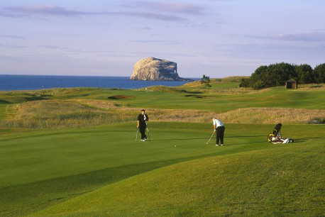 Golf North Berwick-PTOMKINSVisitScotlandScottishV