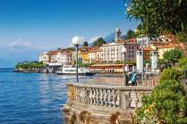 SPLENDEURS DES LACS ITALIENS : MAJEUR ORTA CÔME