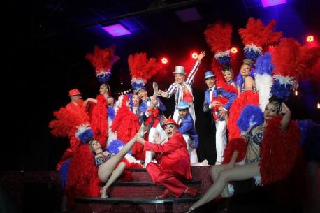 CABARET LE MUSIC HALL à Bergerac