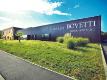 "LES CHOCOLATS ""BOVETTI"" ET SON MUSEE"