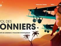 L'ENVOL DES PIONNIERS : BERCEAU DE L'AEROPOSTALE