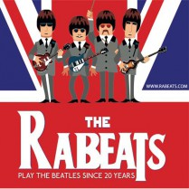 THE RABEATS -THE BEST OF THE BEATLES
