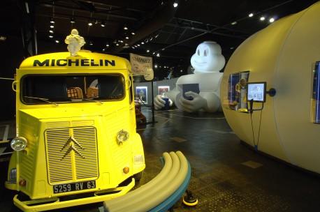 Musée de l'aventure Michelin et Maison de la Pierre