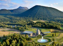 VULCANIA : l'expérience des volcans !