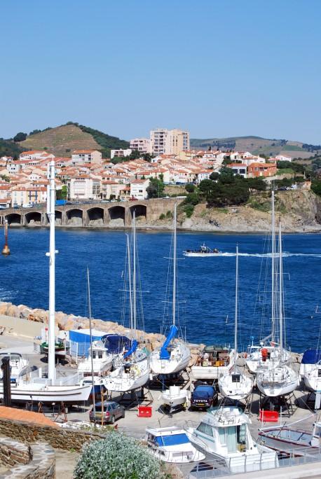 La Côte Vermeil par la Mer (d'Argeles à Port Bou)