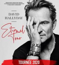 DAVID HALLYDAY Eternel tour