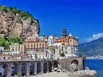MERVEILLES D'ITALIE : Florence, Tivoli, île de Capri, côte Amalȴtaine, Rome, Pise
