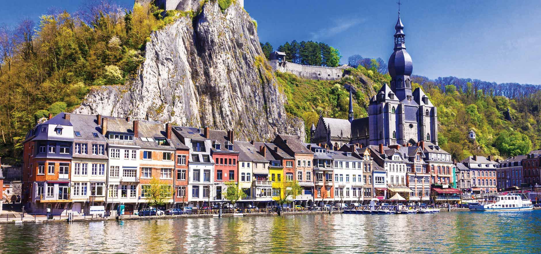 Les Ardennes - Dinant