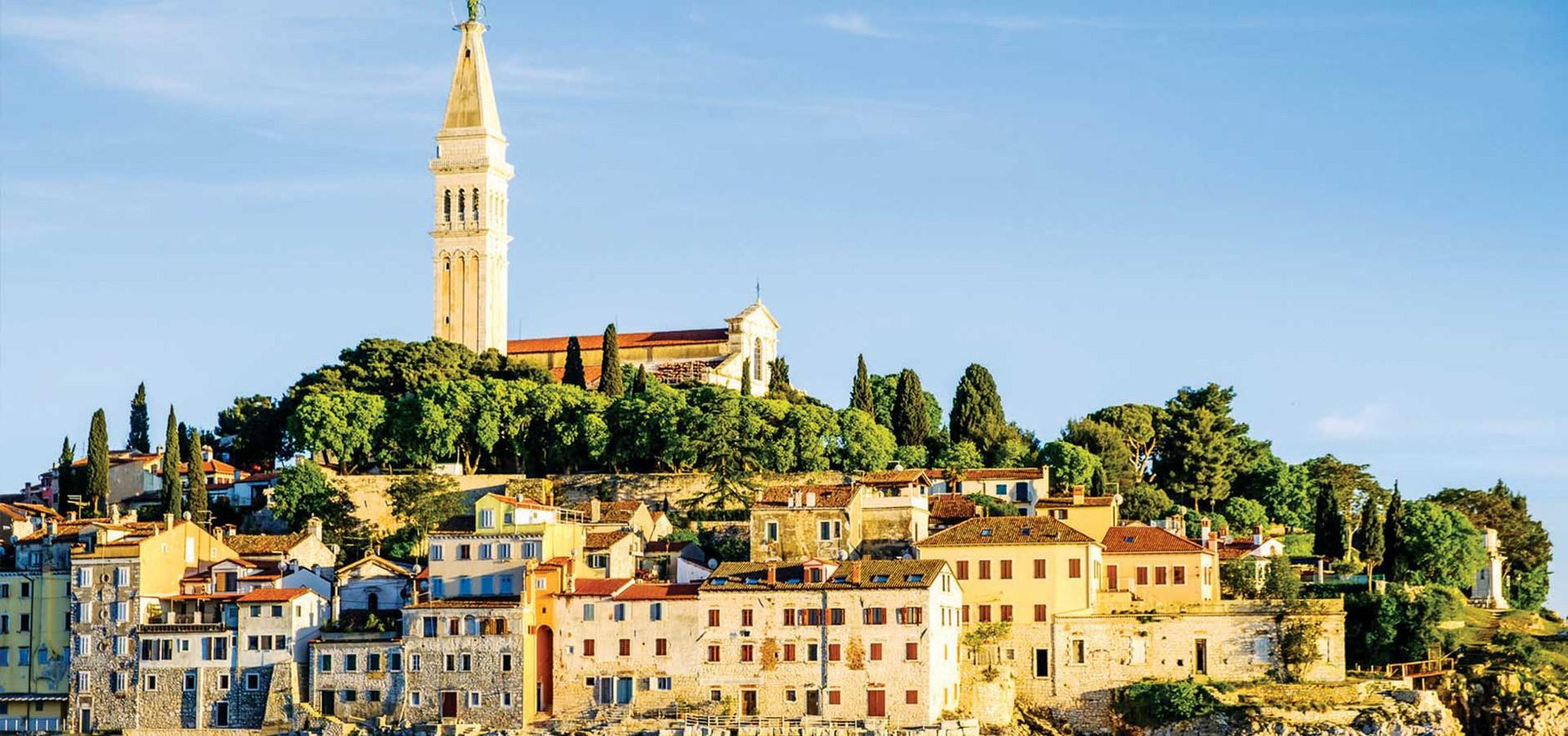 Nord de la Croatie - Rovinj
