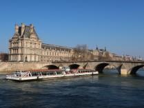 PARIS, CROISIERE ET SPECTACLE