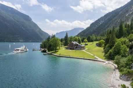 Tyrol lac Achensee