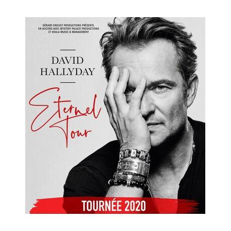 DAVID HALIDAY Eternel tour