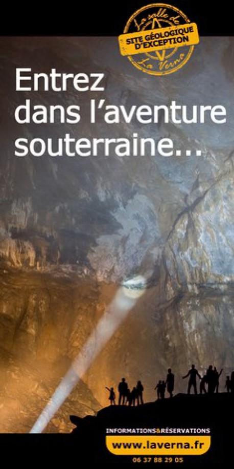 LA VERNA salle souterraine la plus grande au monde