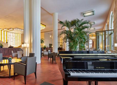 ART DECO SPLENDID HOTEL / DAX